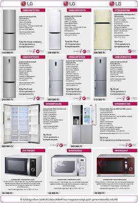 Luxus konyhák a Fabulitól: LG konyhagépek a Fabuli kínálatában ...