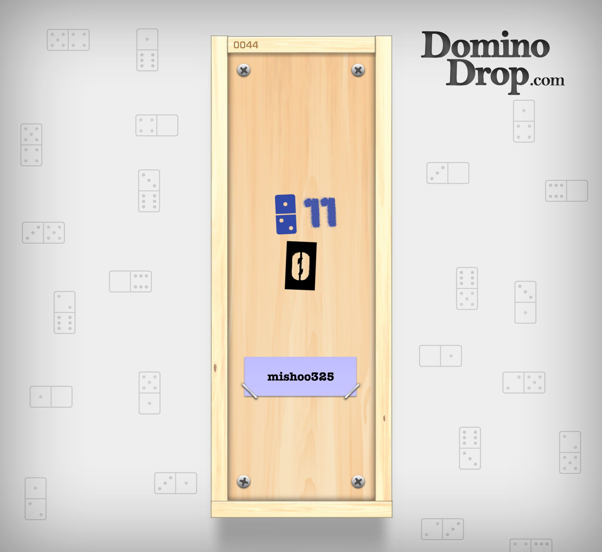 My Domino Drop score! (With images) Cabin kitchens