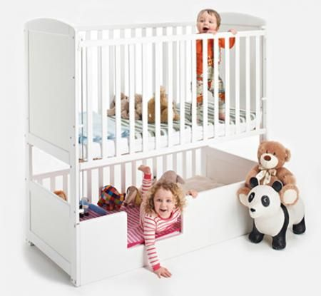 Image Result For Twin Cot Bunk Bed Space Saving Pinterest