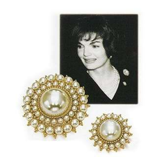 for jacqueline jackie kennedy jewelry camrose kross jewelry collection jewelry old new. Black Bedroom Furniture Sets. Home Design Ideas
