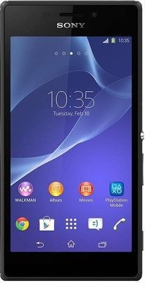 Sony Xperia M2 is a dual-SIM Android Jelly Bean handset with 4 8