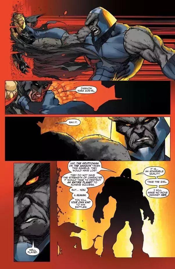Kenapa Batman Begitu Disegani Superhero Lainnya Padahal