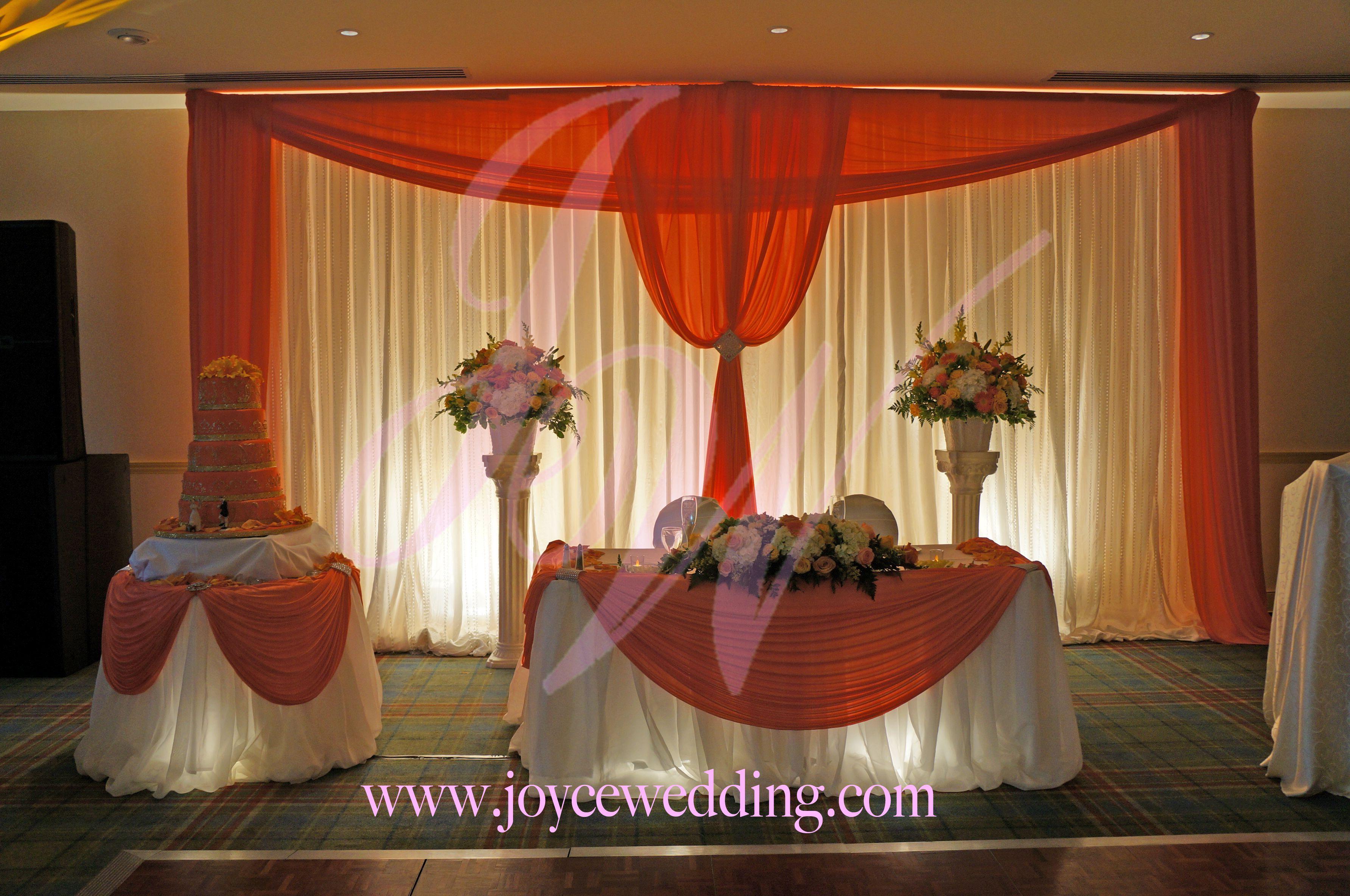 Reception decor bright corals grey weddings weddings and wedding reception decor junglespirit Images