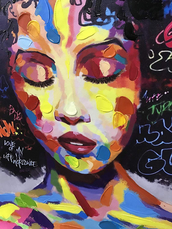 Amazon com pinetree art african american black art wall decor