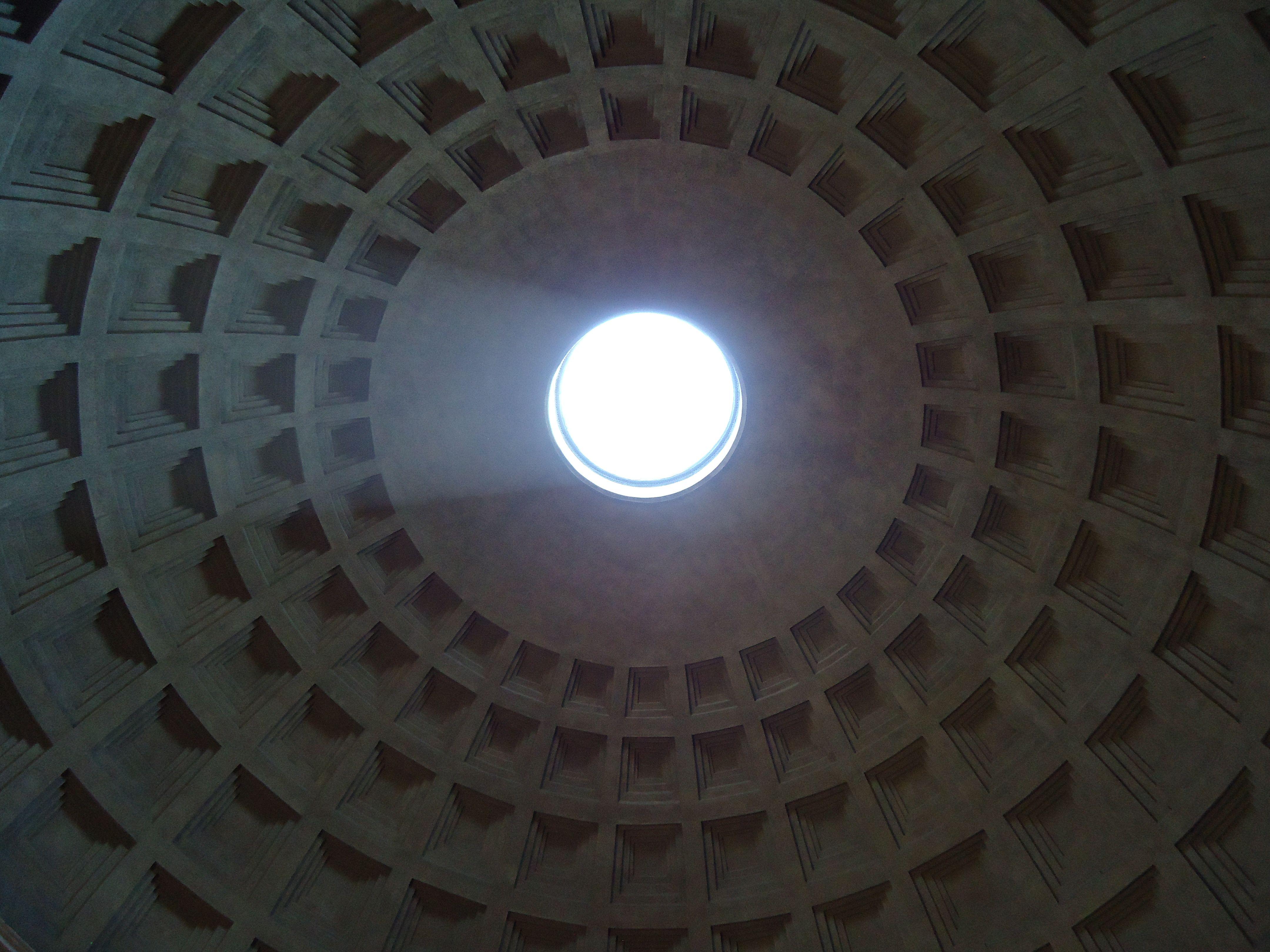 Cupola del Pantheon, Roma