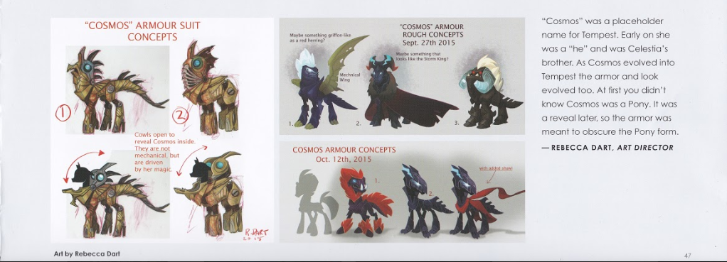 1579495 Armor Artistrebecca Dart Concept Art My Little Pony