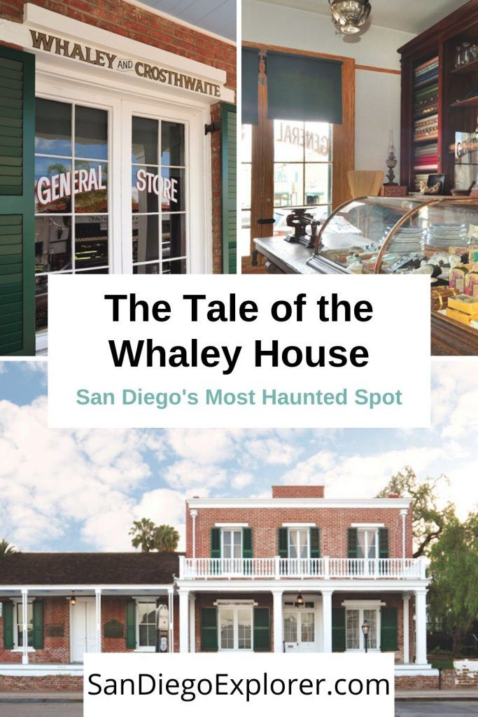 Discover the history behind one of the most haunted places in America, the Whaley House. Are the spirits trapped malicious or friendly? #northamericatrip #northamericatravel #northamericaitinerary #traveltips #travel #unitedstatedtrip #unitedstatestravel #calilifestyle #californiatravel #sandiego #sandiegocalifornia #unitedstates #claifornia #whaleyhouse