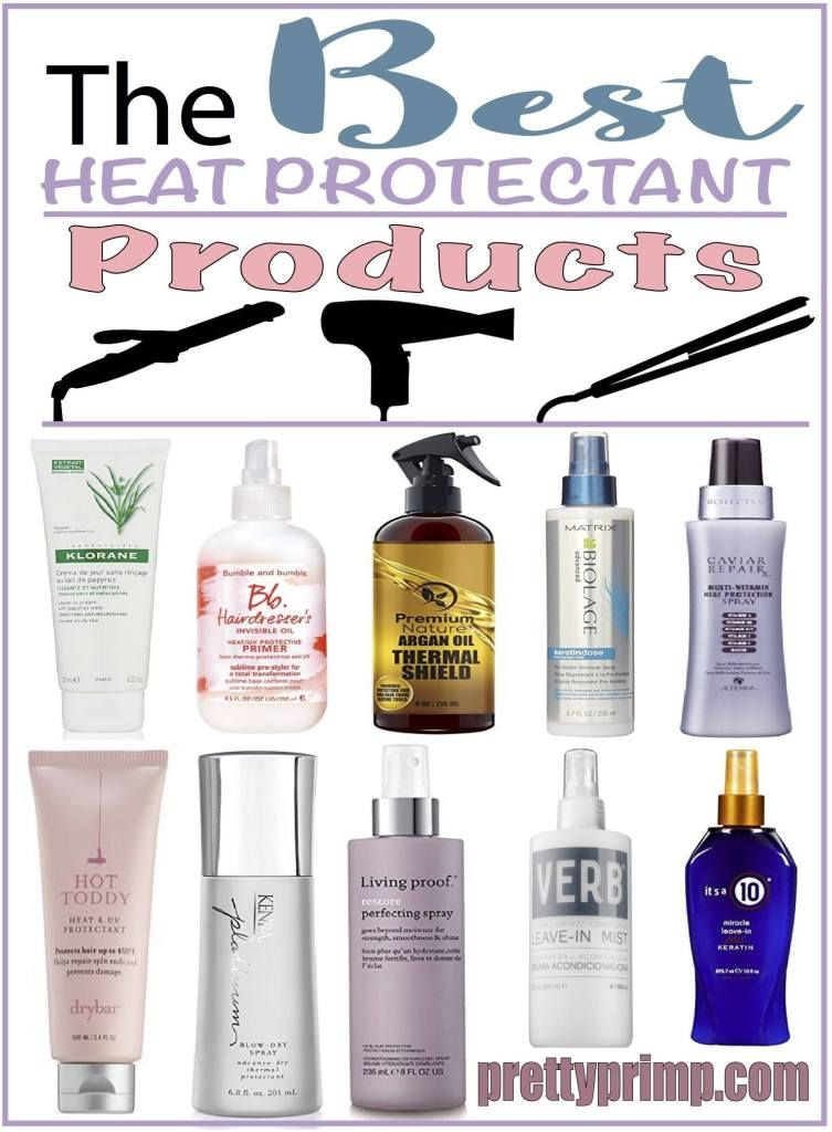 10 Best Heat Protectant Products For Any Hair Type Sprays Serums Heat Protectant Heat Protectant Spray Best Heat Protectant Spray