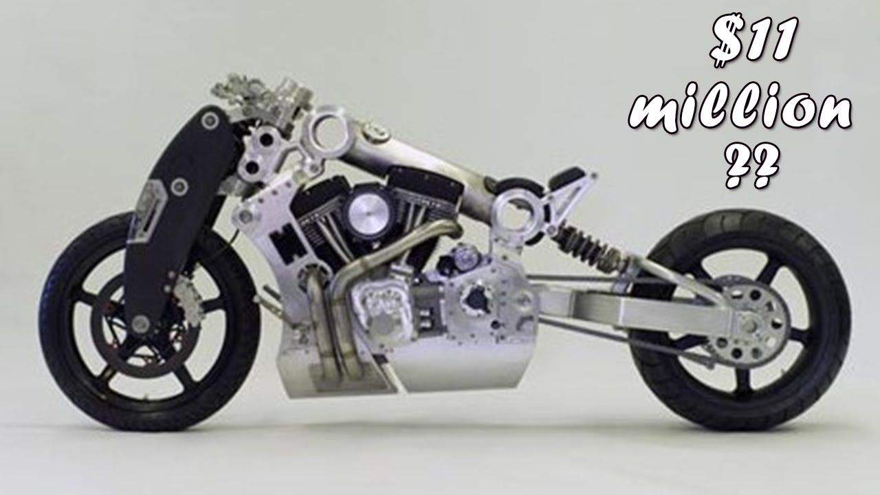 Top 5 Most Expensive Bikes In The World In 2019 Most Expensive