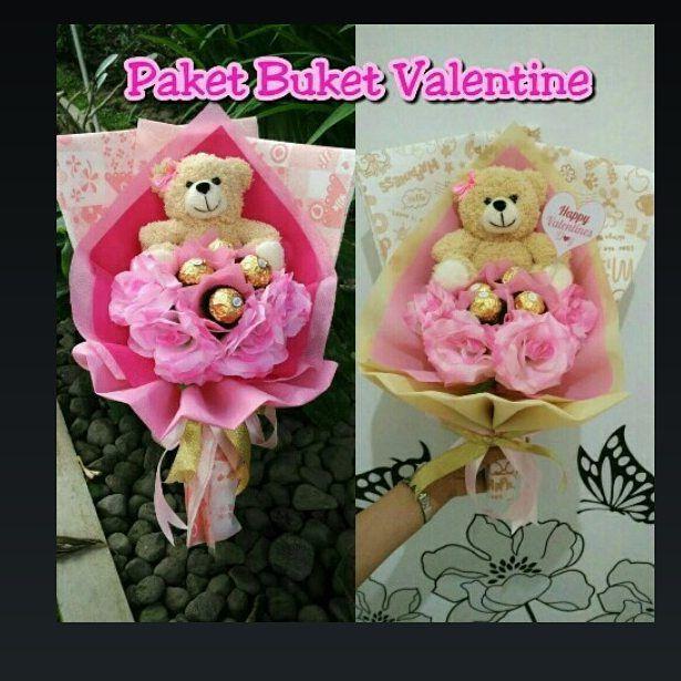 Trendshoping On Instagram Boneka Bunga Kertas Valentine Rp 160 000 Harga Belom Termasuk Ongkir Untuk Order Sihlakan Read Bio Crafty Valentine Flowers