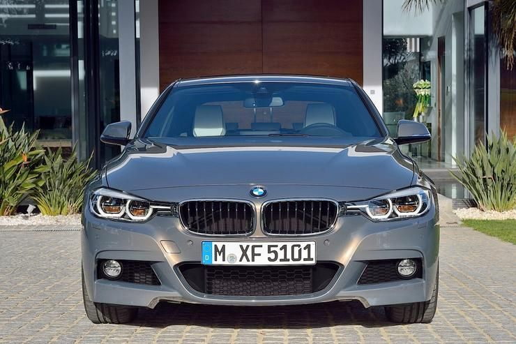 This Week, BMW Celebrates 40 Years Of The Original 3 Series With The Launch  Of The 2015 BMW 3 Series Facelift.