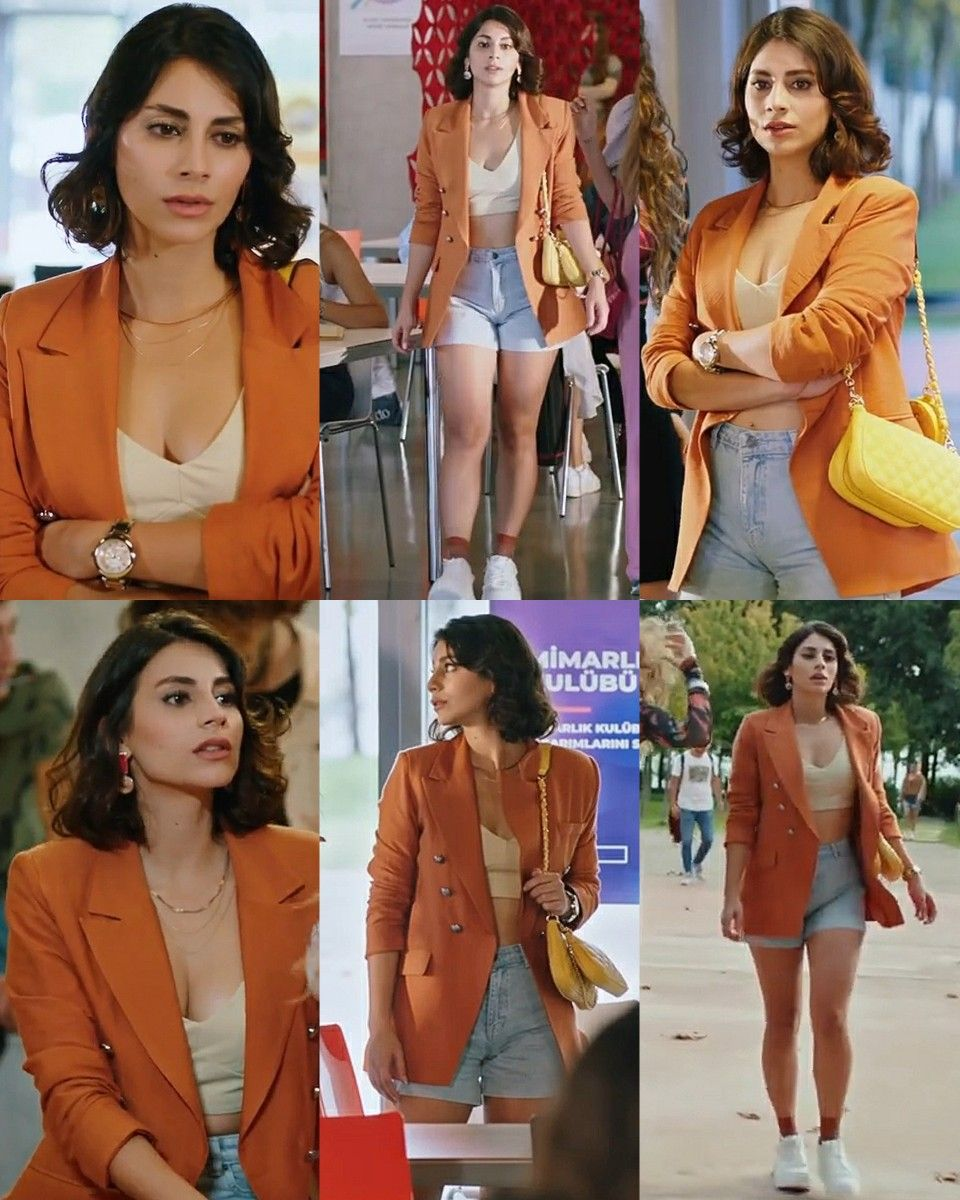 Zeynep 1 Episode Sol Yanim Turkish Fashion Tv Show Outfits Everyday Outfits