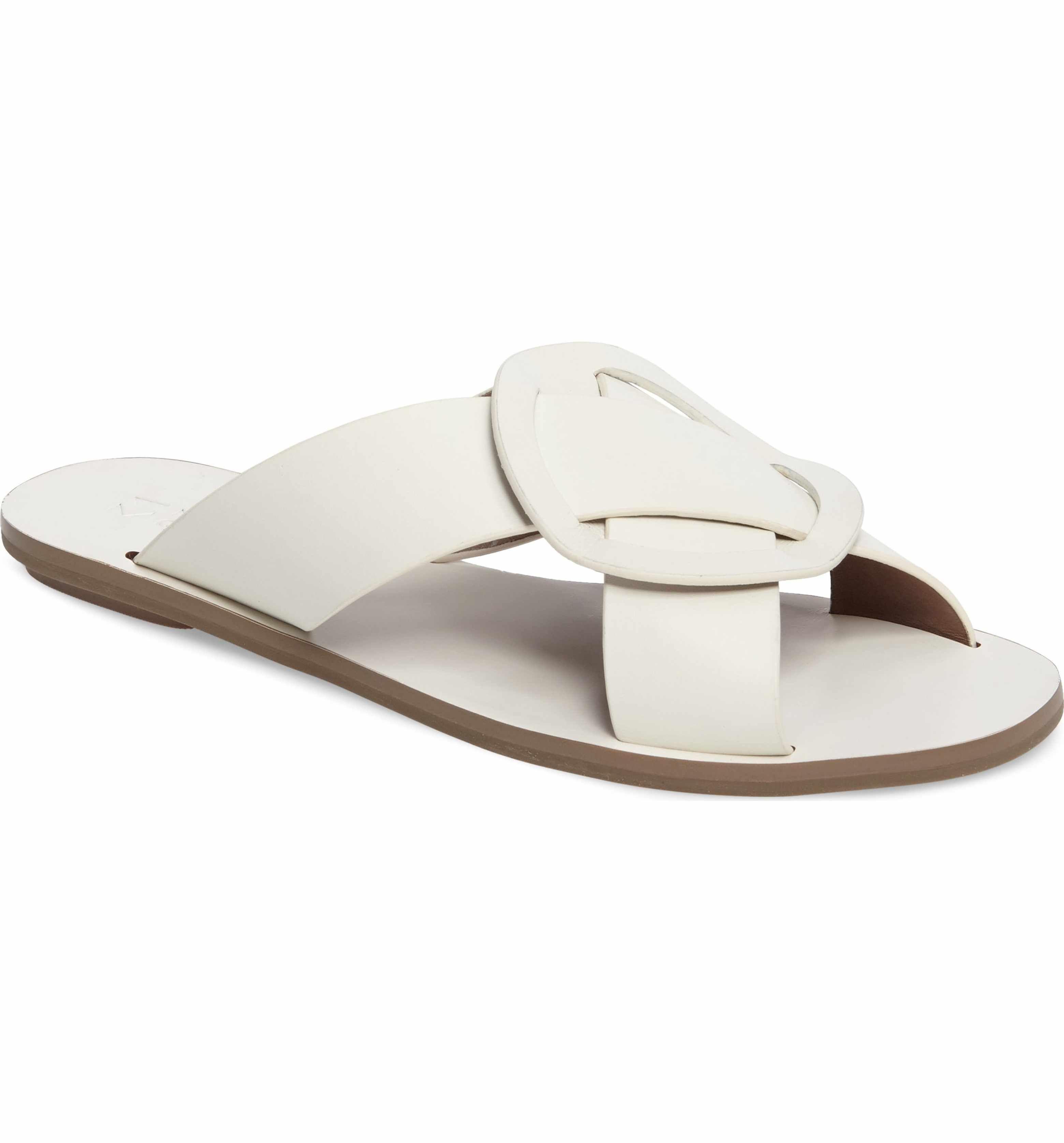 Mercedes Castillo Carlein Slide Sandal (Women | Sandals
