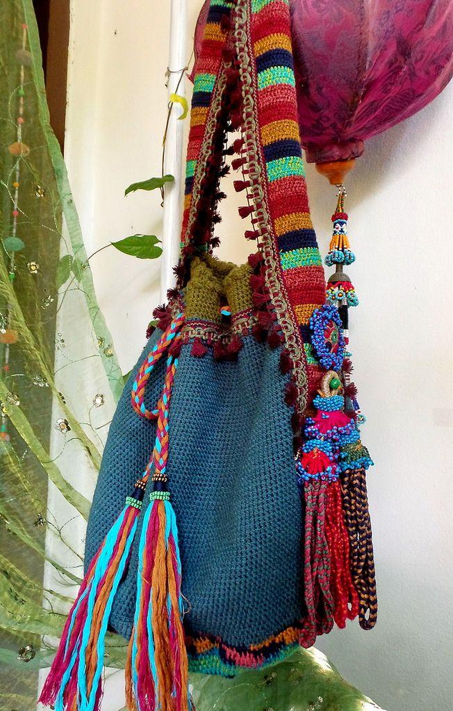 https://flic.kr/p/S2Dpa1   My kind of crochet bag