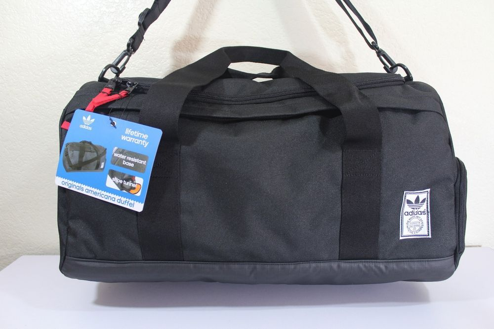 ef28b8481e34 Adidas originals americana duffel unisex gym bag luggage 21