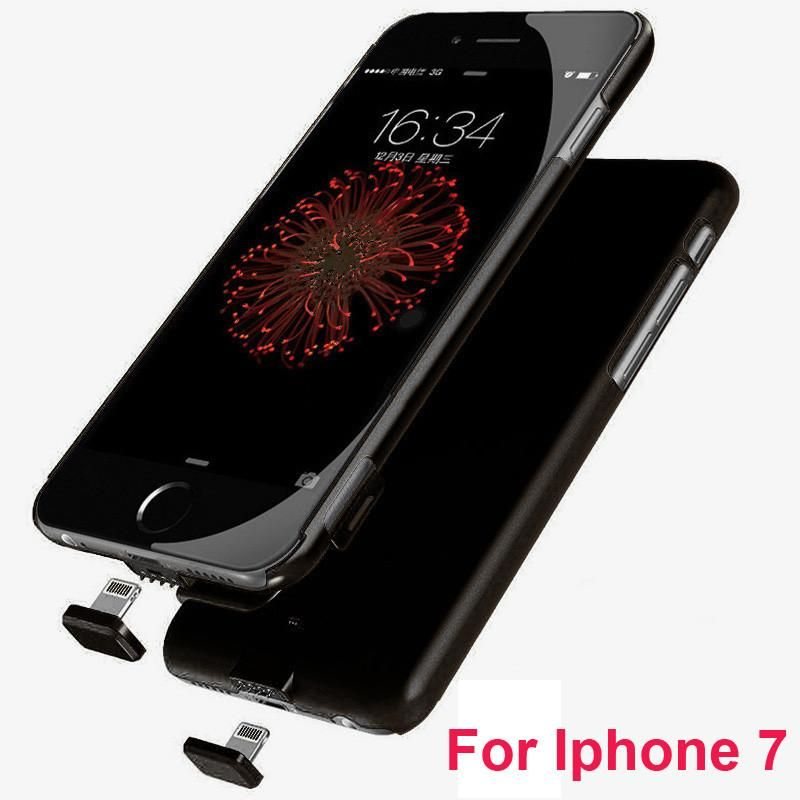 5.5 Inch For Iphone 6s Plus 5000mah External Power Bank Phone Battery Charger Case For Iphone 6 Plus Phone Power Cases Wholesale Cellphones & Telecommunications Phone Bags & Cases