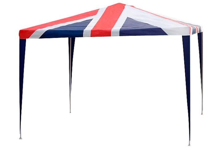 Suntime Union Jack Gazebo | Absolute Home | Gazebos and Parasols ...