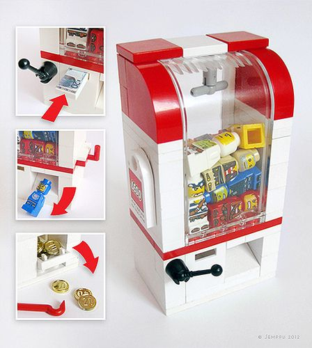 Claw Machine In 2018 Lego Pinterest Lego Lego Creations And