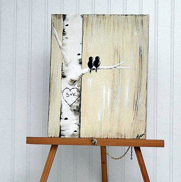 30 more canvas painting ideas canvases paintings and 30th Diy canvas painting designs