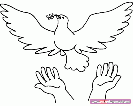 Güvercin Resmi Boyama Ile Ilgili Görsel Sonucu Faaliyetler1