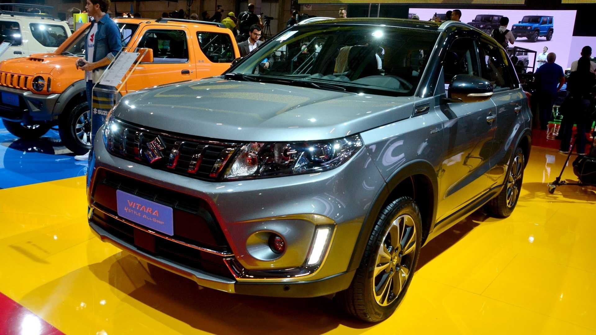 2020 Suzuki Grand Vitara Preview Release Date and Concept