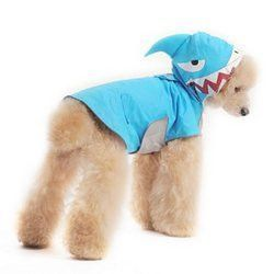 Dogo Shark Raincoat - Extra Large