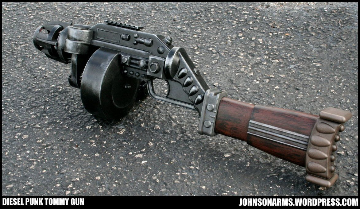 dieselpunk weapon wwwimgkidcom the image kid has it