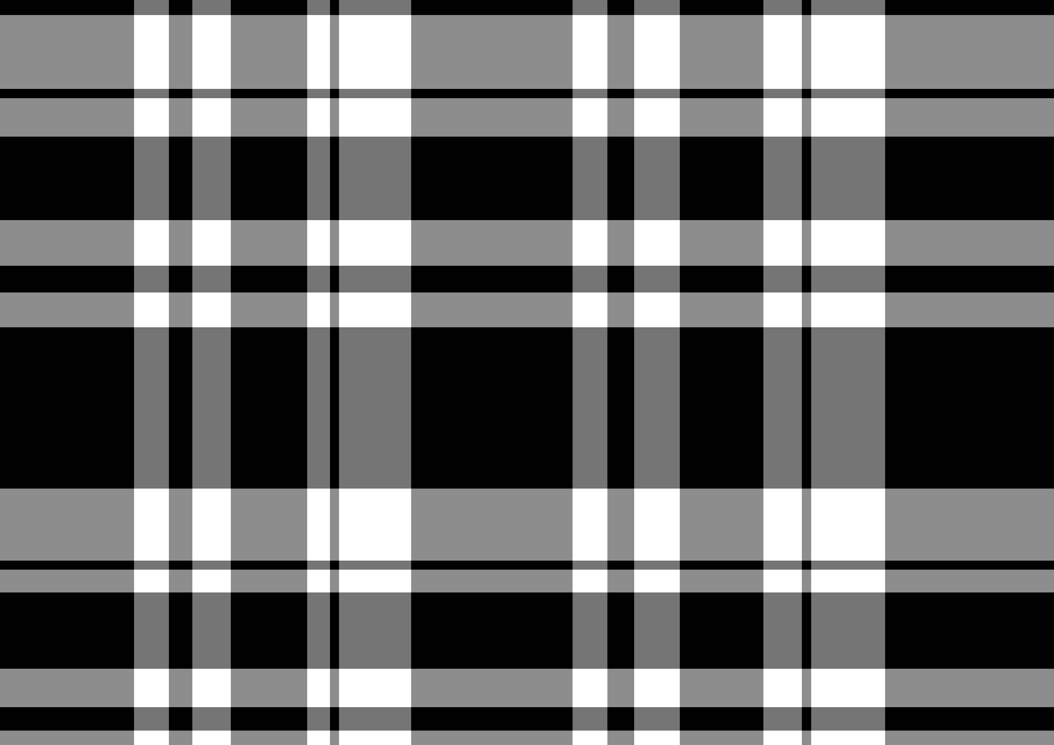 A Tribute to the Useless Things in My Life Plaid pattern