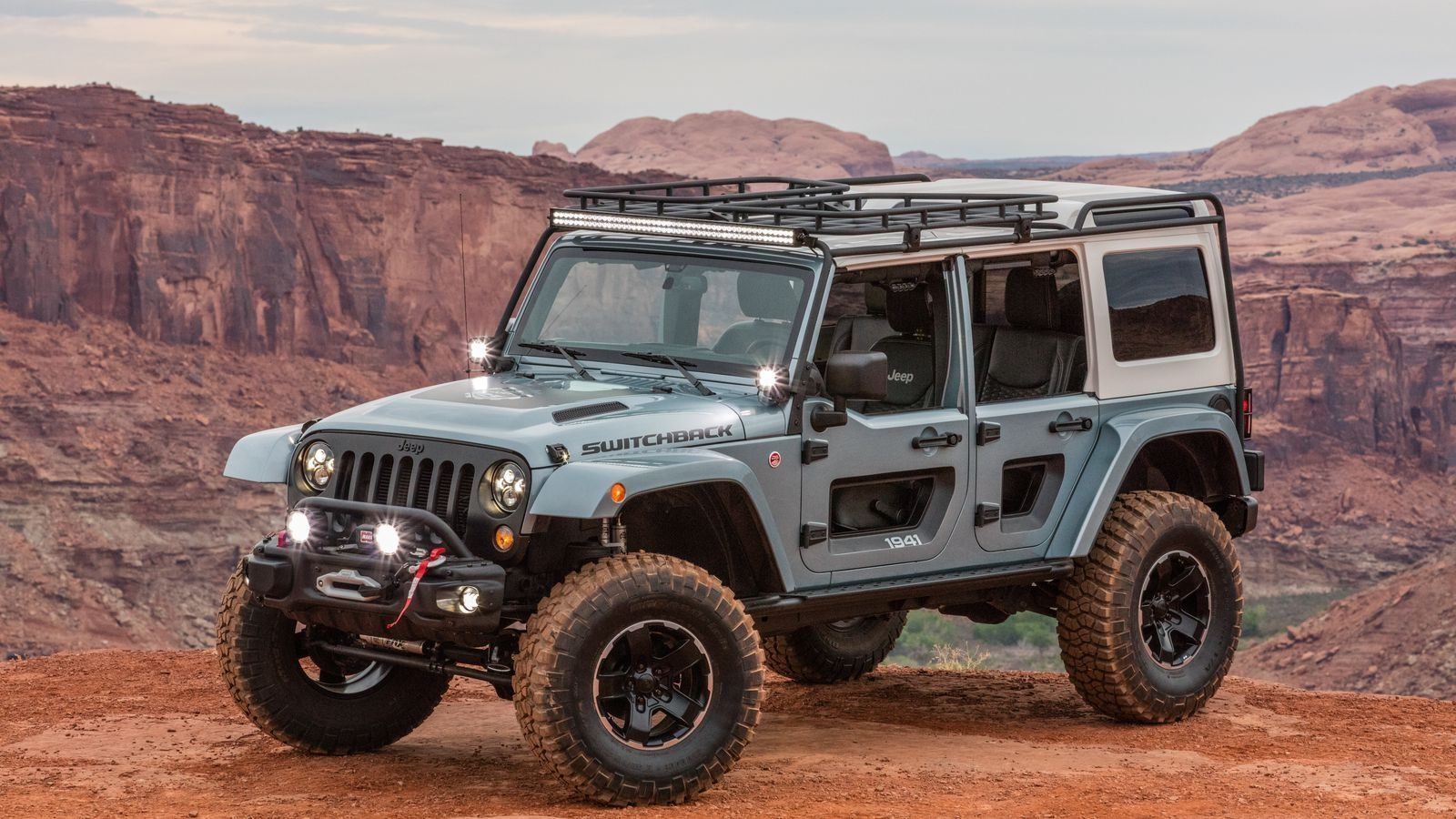 Jeep Wrangler Rubicon MoparONE Pack Coches