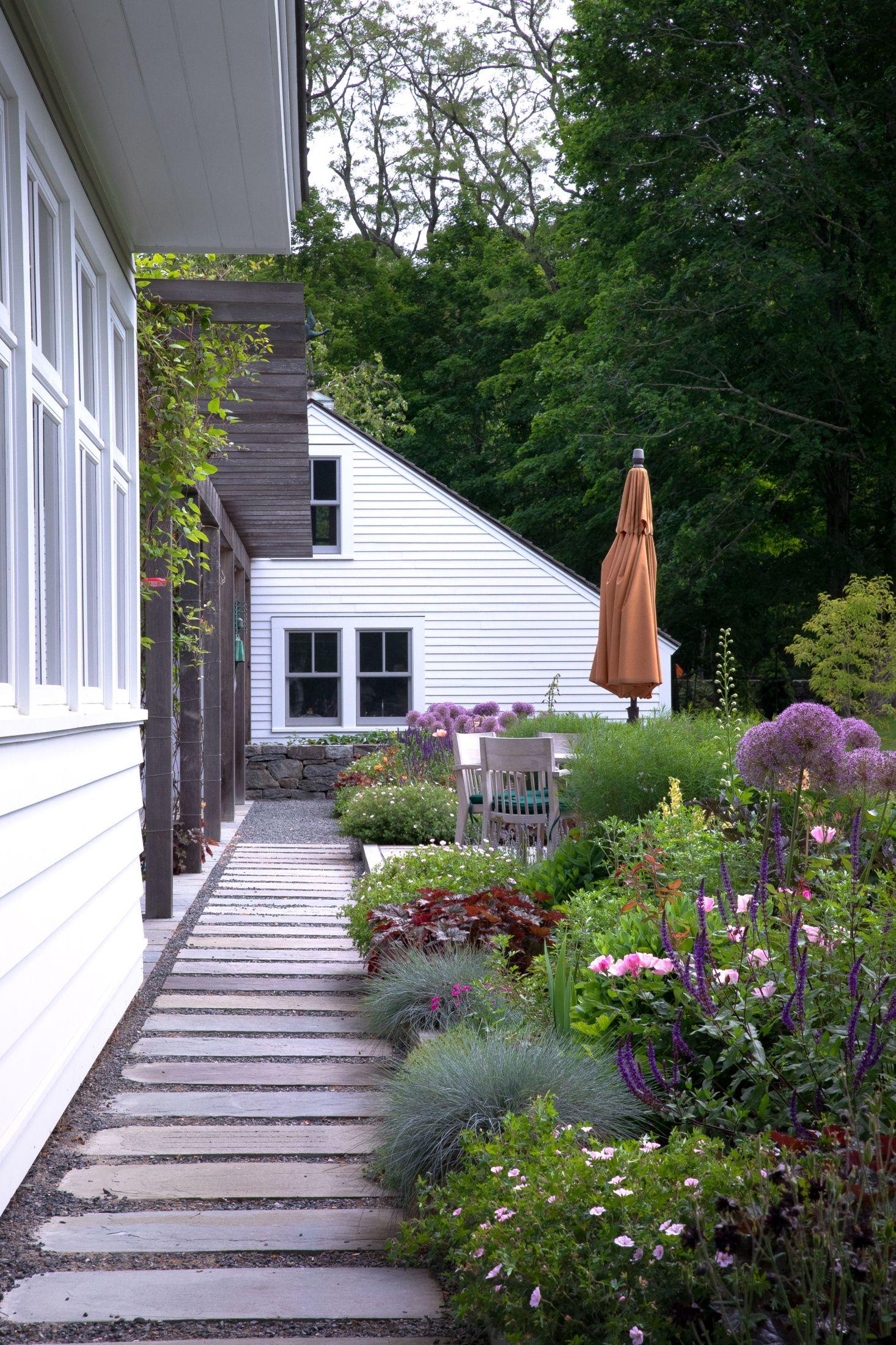 garden visit revolutionary landscape