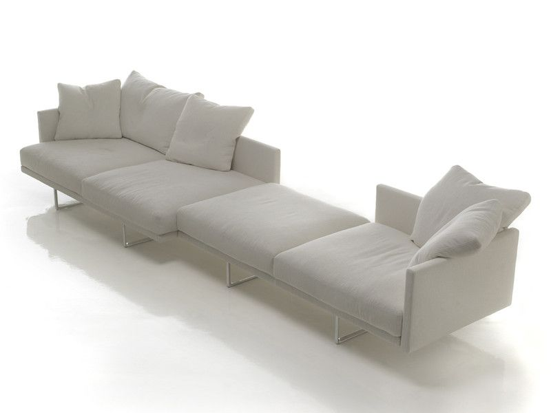Buy The Cassina Toot Sofa At Nest Co Uk Modular Sofa Sofas For Small Spaces Modern Leather Sofa