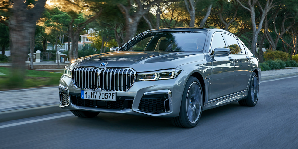 These Are the Most Luxurious Cars You Can Buy Today