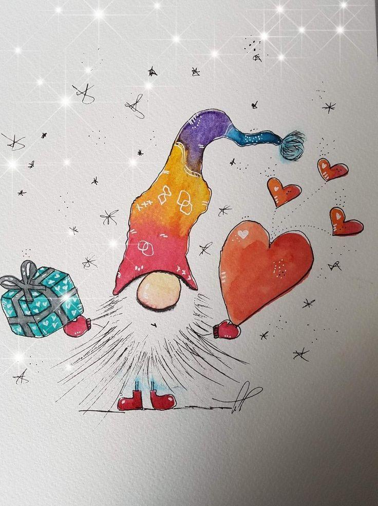 Pin Von Bibi Kuhlmann Deutz Auf X Mas Weihnachten Zeichnung