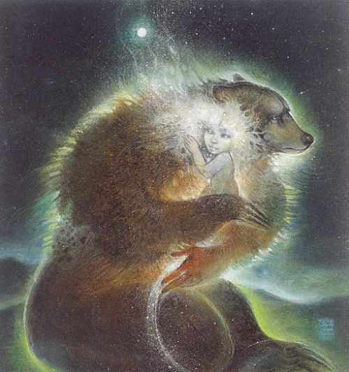 Have this hanging in my room... (by Susan Seddon Boulet