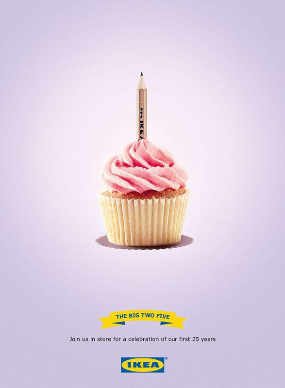 James Day Photography One Line Cake3 Jpg 587 800 Ikea Ad Food