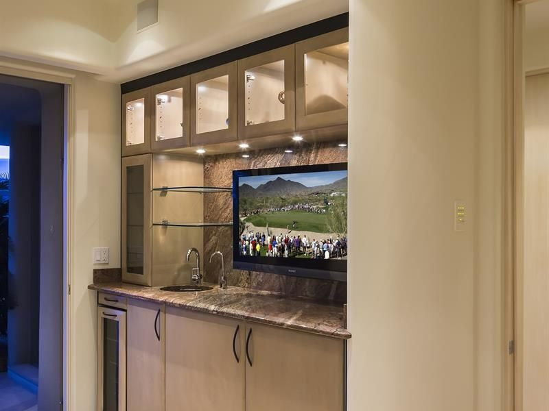 Great Image Of: Wet Bar Cabinets Tips