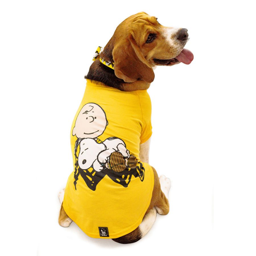 Charlie Brown Snoopy Yellow Zig Zag Dog T Shirt 13 99 From Zooz Pets Your Pet Deserves A Wonderful Gift This Is What The Dog Tshirt Snoopy Sleeping Snoopy