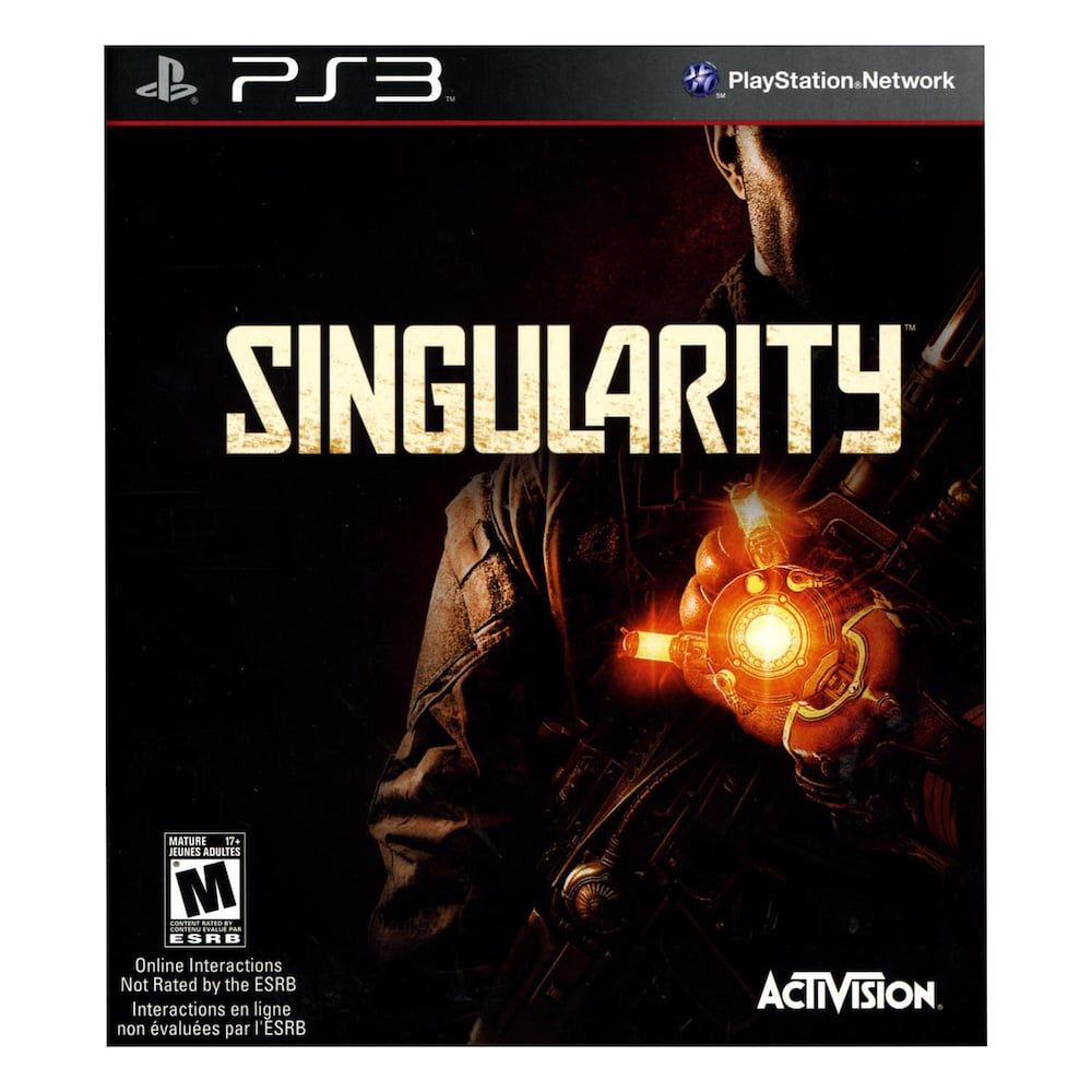 Singularity For Playstation 3 Singularity Game Xbox 360 Games Video Game Collection