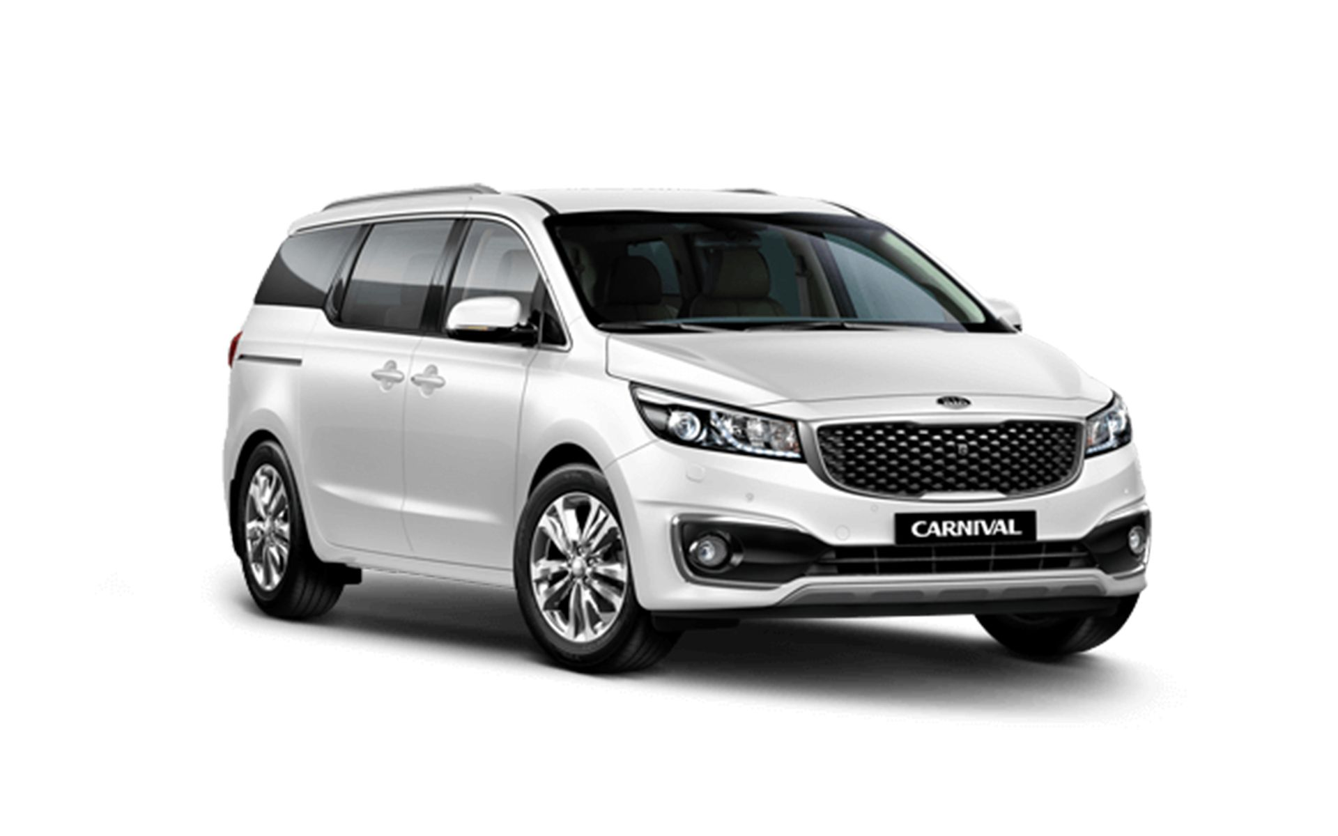 Get complete information for KIA Carnival new model