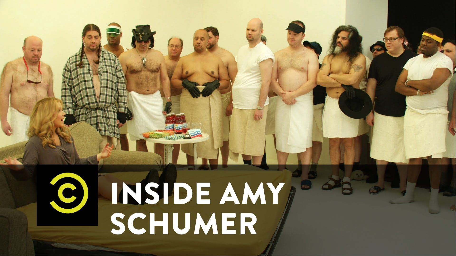 Uncensored inside amy schumer gang bang inside amy for Inside unrated
