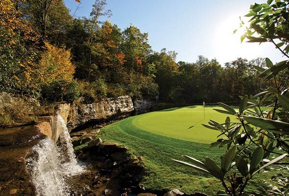 Pikewood National Golf Course Morgantown Wv Waterfall Golf Courses Golf Golf Course Quote