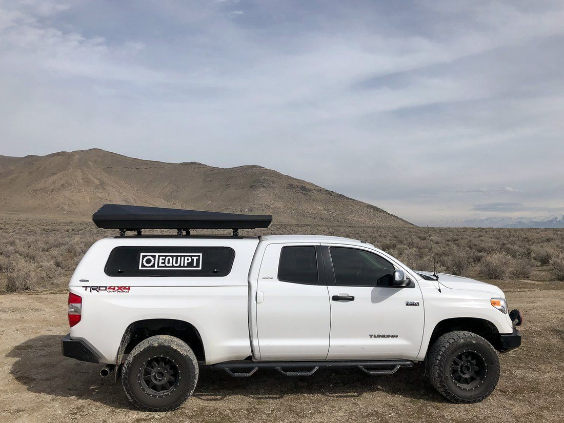 Stealth Hard Shell Roof Top Tent (PREORDER) Roof top