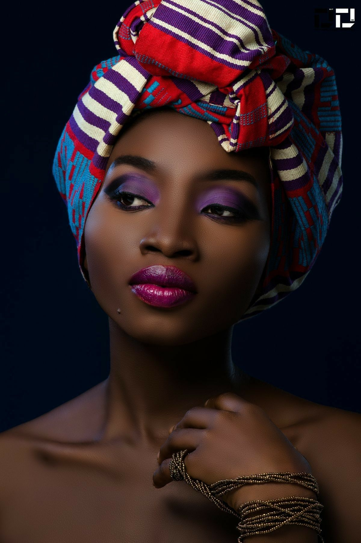 Pin by Gail Austin on headwraps Beautiful black women