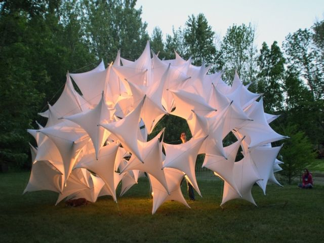Underwood Pavilion by Gernot Riether and Andrew Wit - News - Frameweb