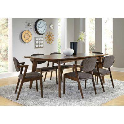 Captivating Wildon Home ® 7 Piece Dining Set | AllModern