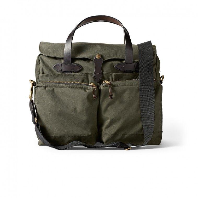 24-Hour Briefcase - Lightweight - Otter Green
