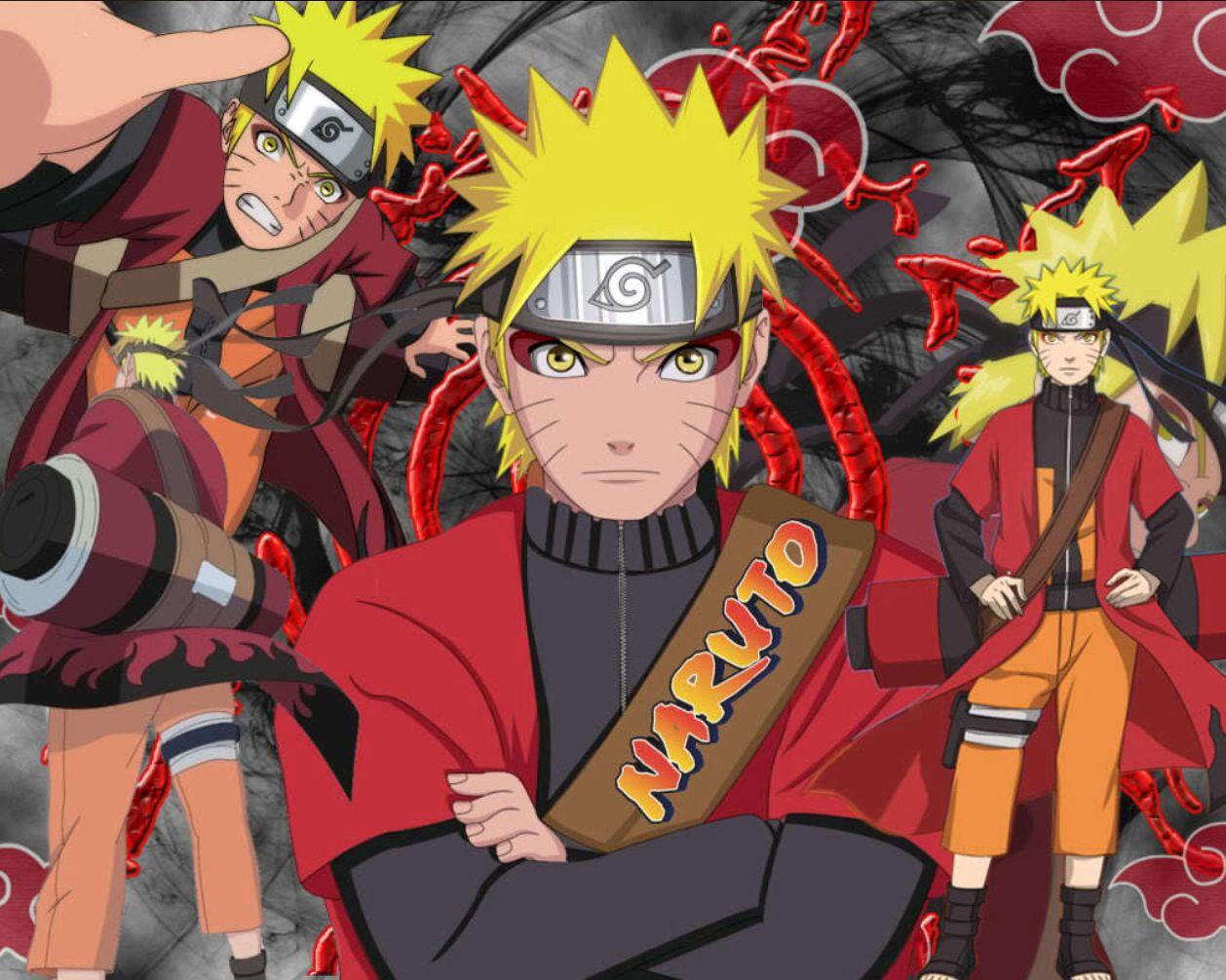 Naruto! Tailed beasts naruto, Anime naruto, Naruto