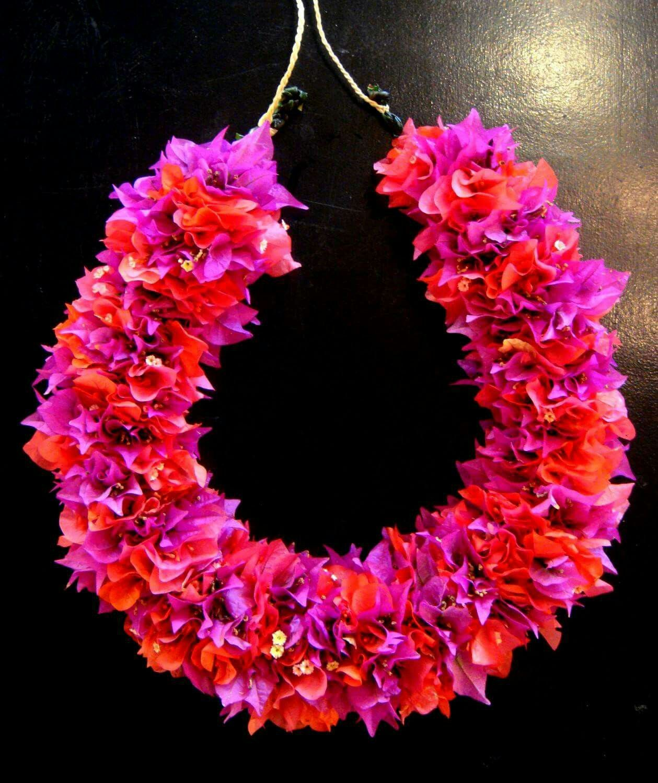 Bougainvillea lei school pinterest leis hawaiian and bougainvillea lei hawaiian people hawaiian leis bougainvillea hula cherry blossoms flower izmirmasajfo