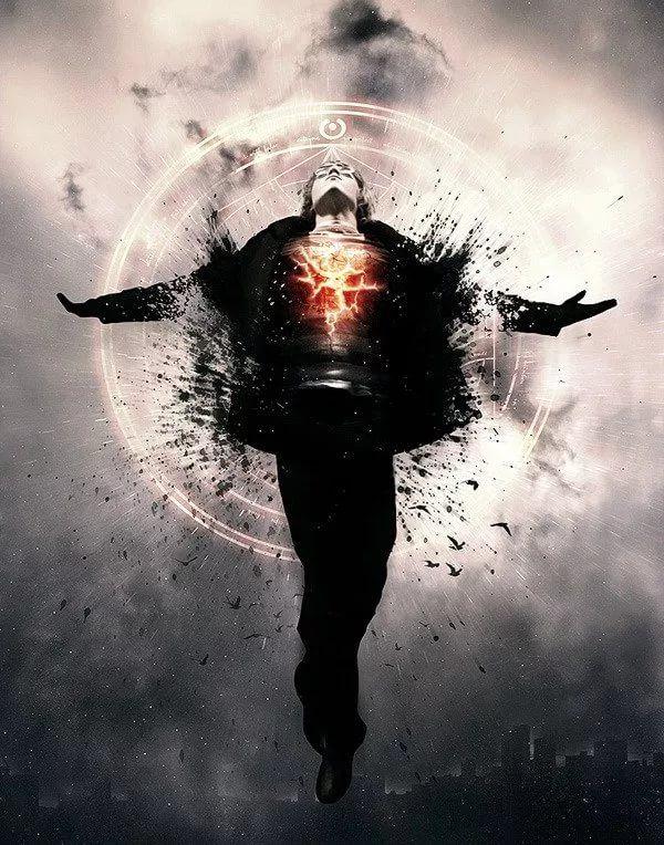 Картинка человек без души