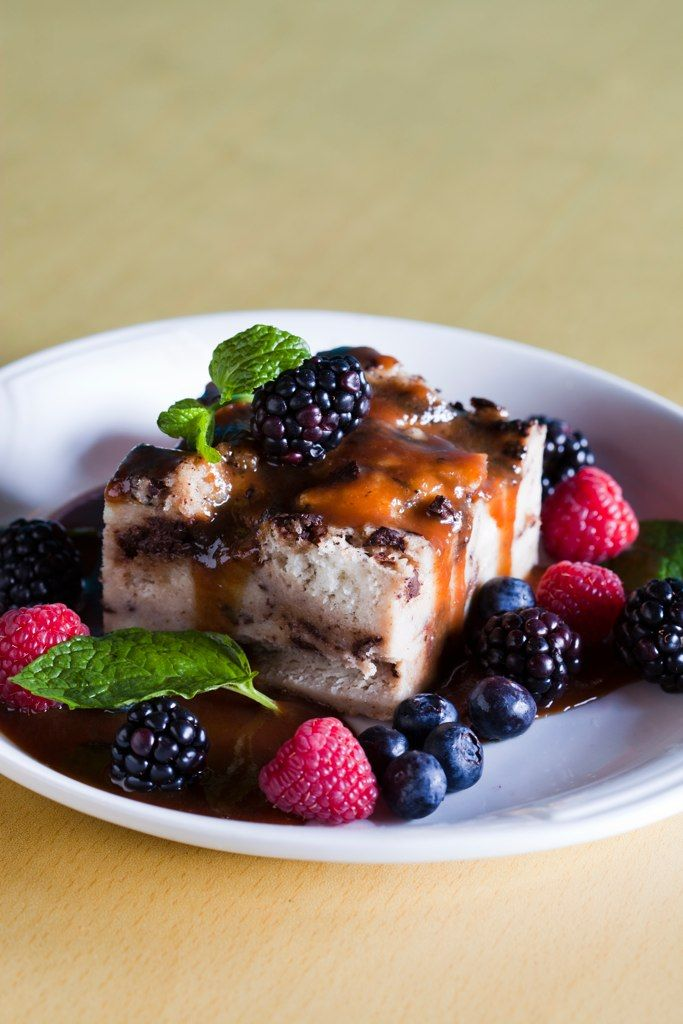 The Best Bread Pudding At Whipper Sner In San Rafael Valentine S Day Marin Magazine